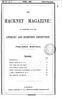 The Hackney magazine