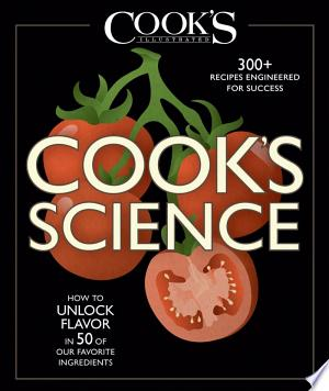 Download Cook's Science Free Books - Dlebooks.net