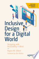 Inclusive Design for a Digital World