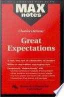 Great Expectations Maxnotes Literature Guides
