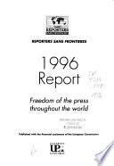 Reporters Sans Frontières 1996 Report