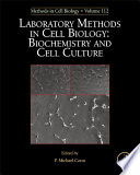 Laboratory Methods In Cell Biology Book PDF
