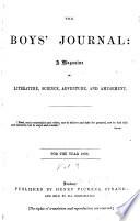 The Boys' Journal
