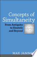 Concepts Of Simultaneity Book PDF