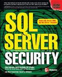 Sql Server Security Book PDF