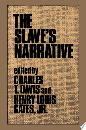 Download The Slave's Narrative Free Books - Dlebooks.net