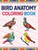 Bird Anatomy Coloring Book