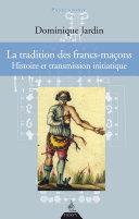 Pdf La tradition des francs-maçons Telecharger