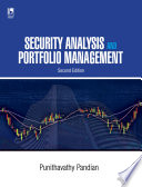 Security Analysis and Portfolio Management  2nd Edition