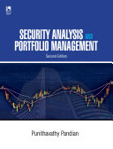 Pdf Security Analysis and Portfolio Management, 2nd Edition Telecharger