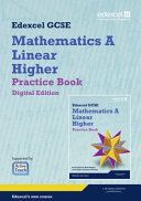 Edexcel GCSE Mathematics A Linear