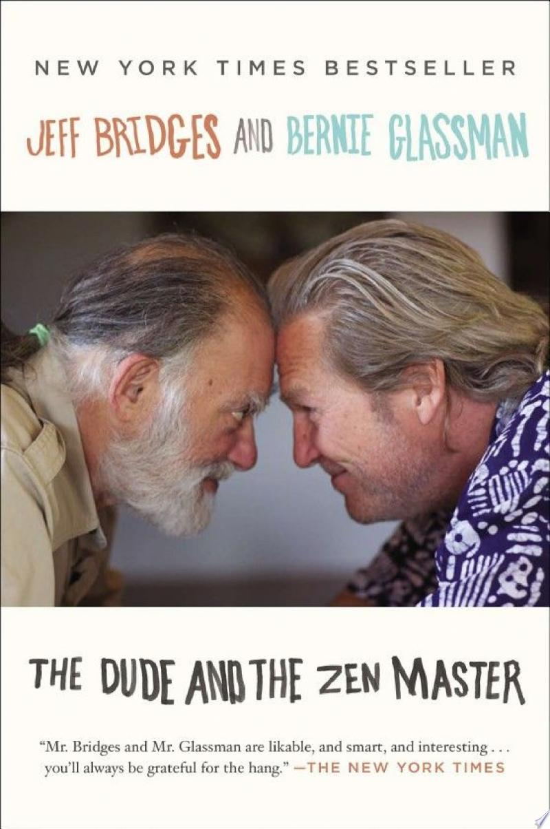 The Dude and the Zen Master banner backdrop