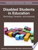 Disabled Students In Education Technology Transition And Inclusivity