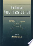 """Handbook of Food Preservation"" by M. Shafiur Rahman"