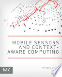 Mobile Sensors and Context-Aware Computing