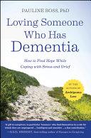 Loving Someone Who Has Dementia Pdf/ePub eBook