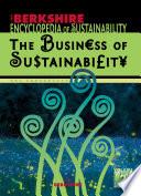 """""""The Business of Sustainability"""" by Chris Laszlo, Karen Christensen, Daniel S. Fogel, Gernot Wagner, Peter J. Whitehouse"""