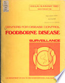 Foodborne Disease Surveillance  Annual Summary