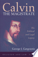 Calvin The Magistrate
