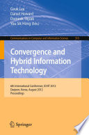 Convergence and Hybrid Information Technology Book