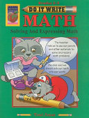 Do It Write Math  Grades 2 3