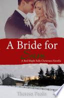 A Bride for Sam  A Christmas Wedding Novella  Book