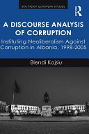Pdf A Discourse Analysis of Corruption Telecharger
