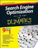 """Search Engine Optimization All-in-One For Dummies"" by Bruce Clay"