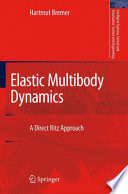 Elastic Multibody Dynamics Book