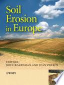 Soil Erosion In Europe