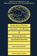 Molecules in Physics  Chemistry  and Biology