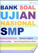 bank soal ujian nasional smp