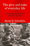 The Give and Take of Everyday Life Book