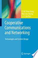 Cooperative Communications and Networking Book