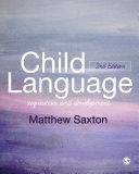 Child Language Pdf/ePub eBook