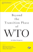 Beyond the Transition Phase of WTO
