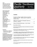 Pacific Northwest Quarterly