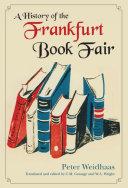 Pdf A History of the Frankfurt Book Fair Telecharger