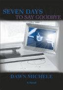 Pdf Seven Days to Say Goodbye