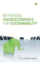 Rethinking Macroeconomics for Sustainability Pdf/ePub eBook