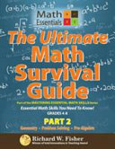 The Ultimate Math Survival Guide Part 2 Book