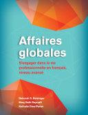 Pdf Affaires globales Telecharger