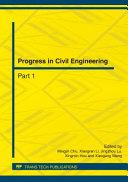 Progress in Civil Engineering