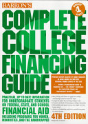 Complete College Financing Guide Book