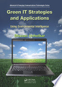 Green IT Strategies and Applications Book
