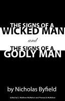 The Signs of a Wicked Man and the Signs of a Godly Man