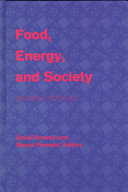 Food  Energy  and Society