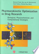 Pharmacokinetic Optimization In Drug Research