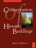 Pdf Conservation of Historic Buildings