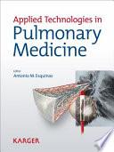 Applied Technologies In Pulmonary Medicine Book PDF